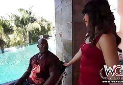 Reporter e corrispondente si aggrappano al video di sesso con vecchie compito.